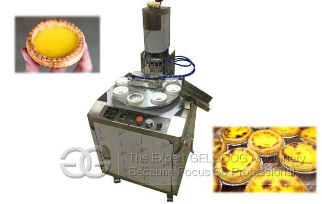 egg tart machine|tart shell making machine