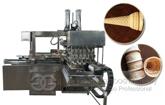 Commercial Wafer Cone Maker Machine For Sale