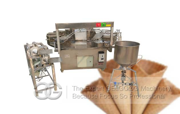 waffle cone making machine manufacturer