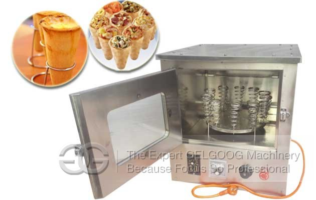 Commercial Pizza Cone Maker Machine With Affordable Price
