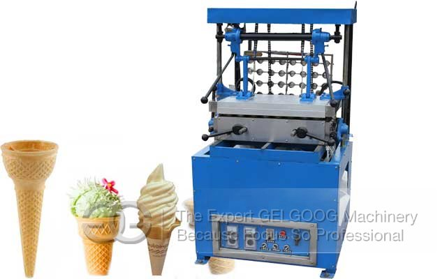 ice cream cone wafer maker machine