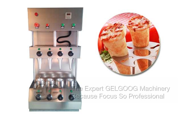 pizza cone maker machine price