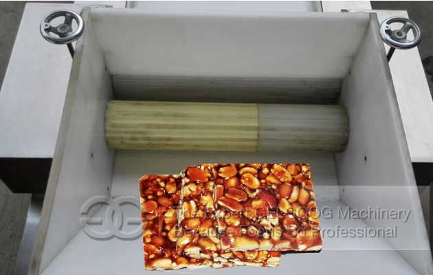 peanut candy making machine supplier