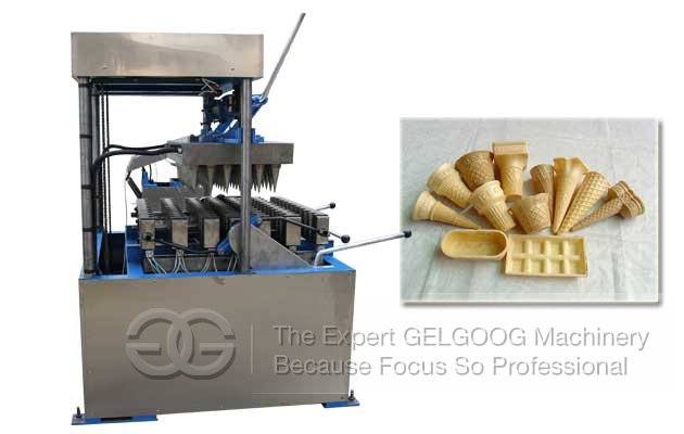 ice cream cone maker machine|wafer cone making machine