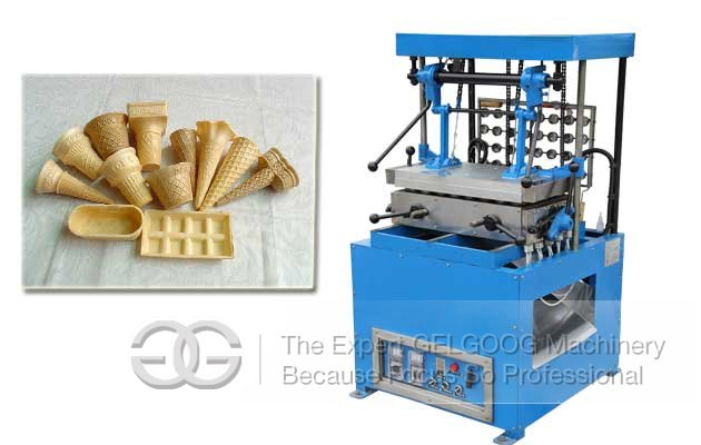 ice cream cone making machine with high quality