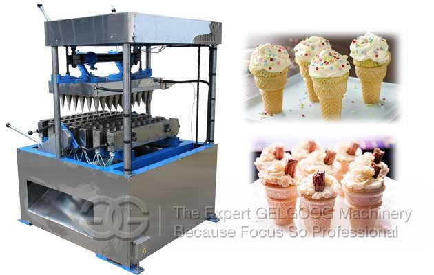 ice cream cone machine market