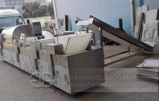 chikki making machine manufacturer
