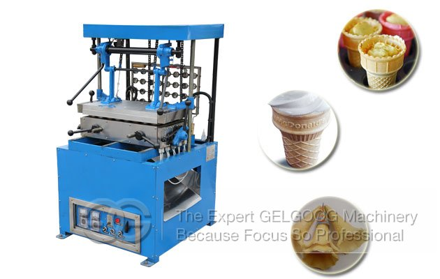 wafer cone maker