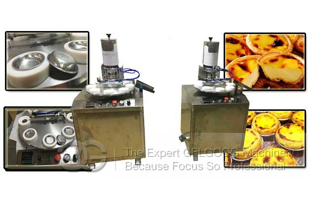 Commercial Tart Shell Maker|Tartlet Press Machine Quotation
