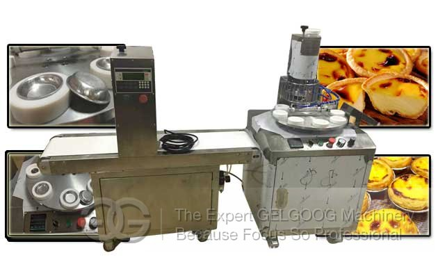 tartlet press machine