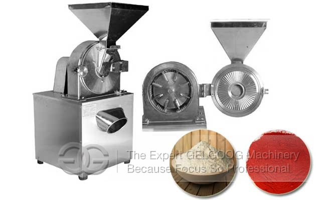 spices powder grinding machine