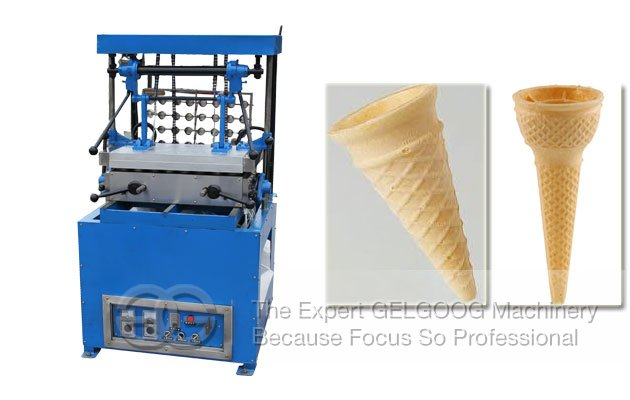 ice cream cone making machine price