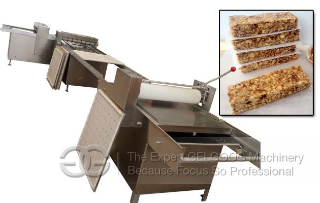 Oat Bar Cutting Machine|Muesli Bar Forming Machine