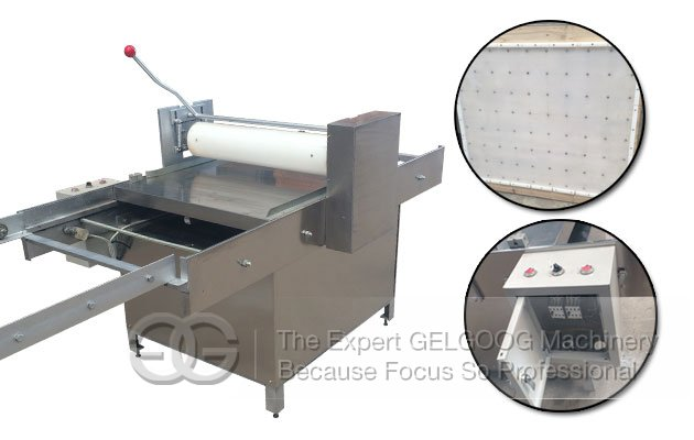 oat bar cutting machine