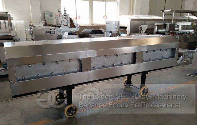 automatic biscuit tunnel oven