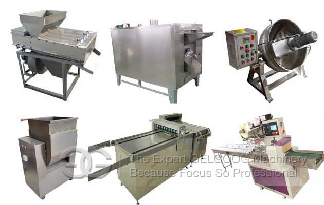 how well do you know peanut brittle production line
