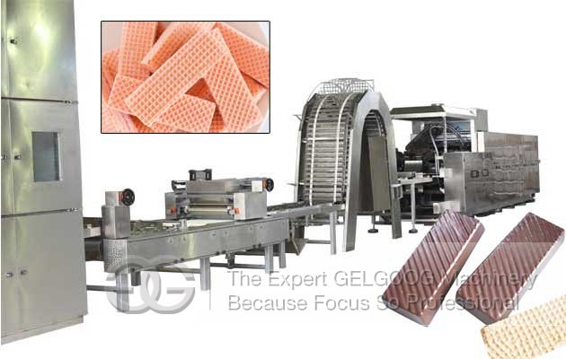 wafer stick production line