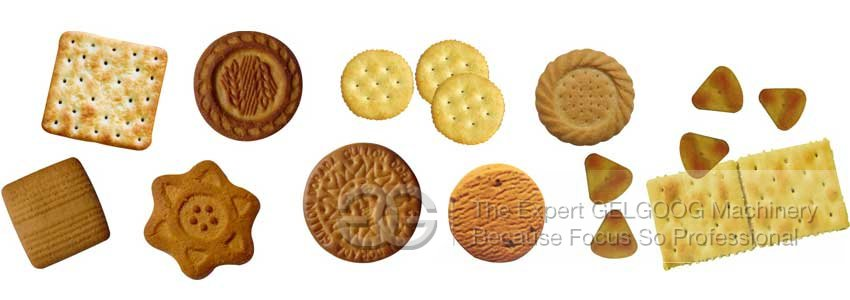 different types of biscuits