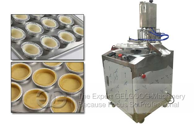 Automatic Pastry Shell Making Machine Supplier in China