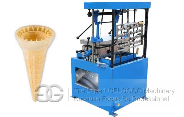 ice cream cone machine factory